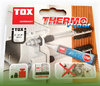 Tox THERMO PROOF - Schwerlast-Abstandsmontagesystem